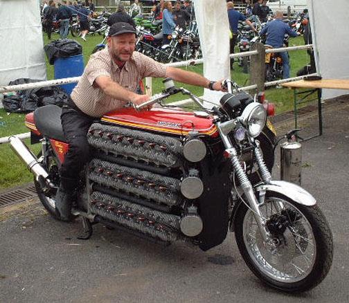 48 Cylinder Kawasaki
